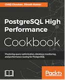 PostgreSQL High Performance Cookbook
