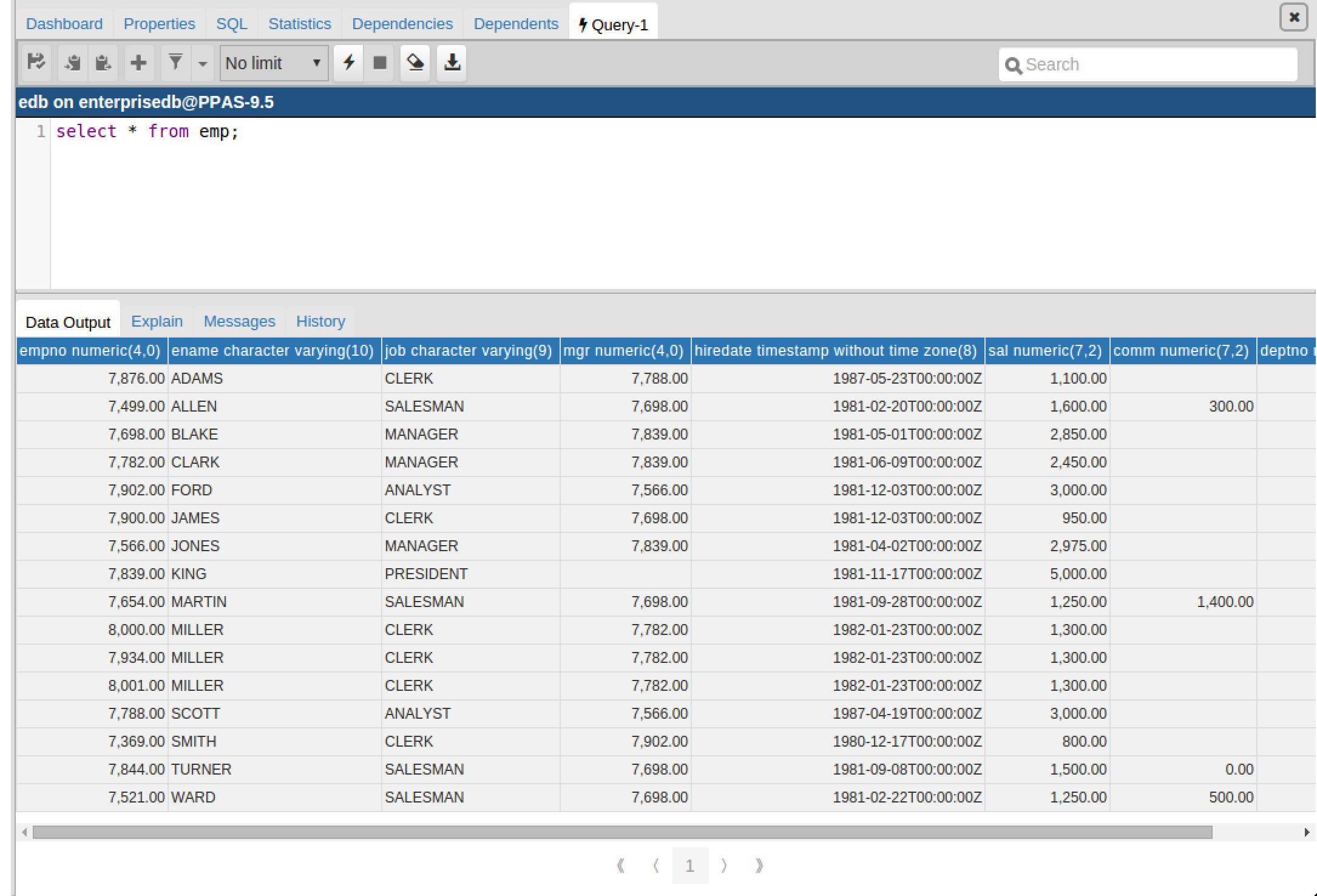PostgreSQL: Re: [pgAdmin4] [Patch] Implementation of the